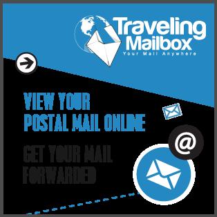 Traveling Mailbox