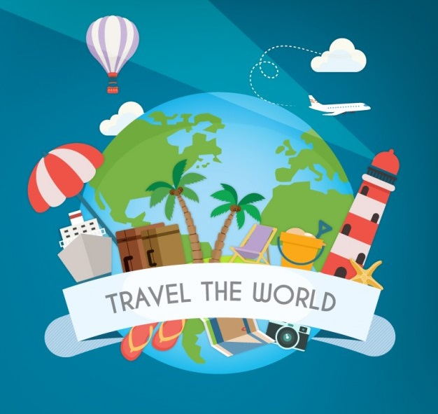 Planning To Travel The World? Digital Mailbox Is Your New Best Friend!  Traveling Mailbox